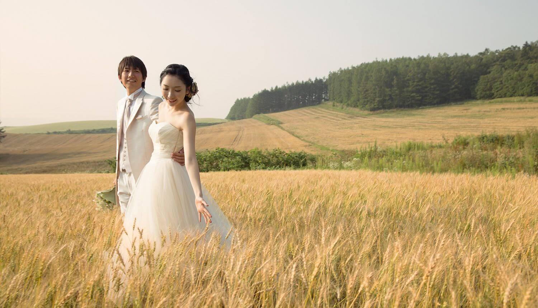 <p>二人でのご結婚式だからこそ、しっかり残したい!<br /> ロケーションフォト・ツアー</p> 1