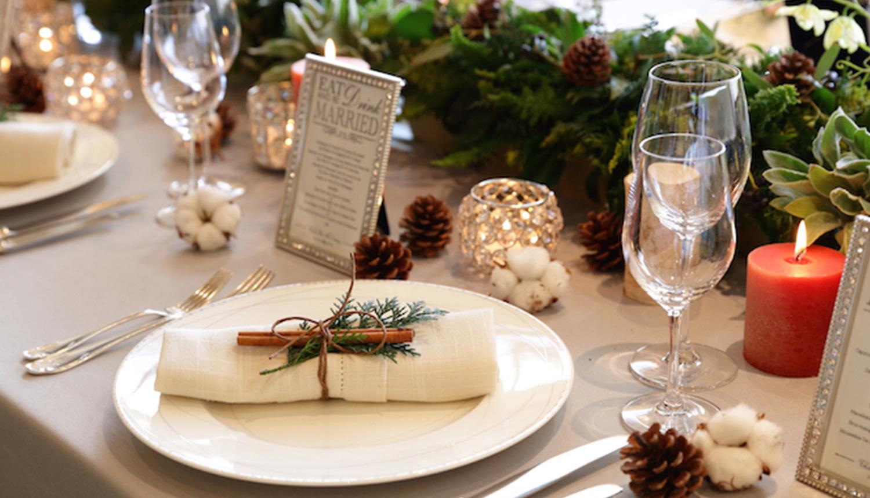 <p>この時期ならではの魅力2<br /> 家族で祝うクリスマスパーティー</p> 2