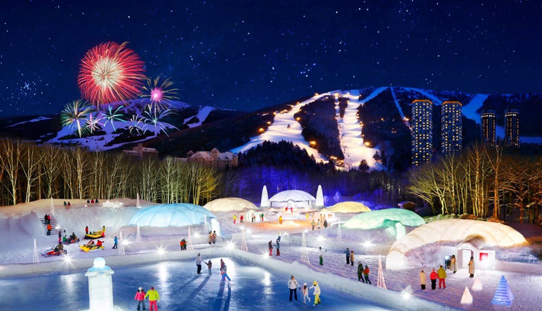 <p>この時期ならではの3つの魅力<br /> その3 冬の山岳リゾートでの滞在</p> 2