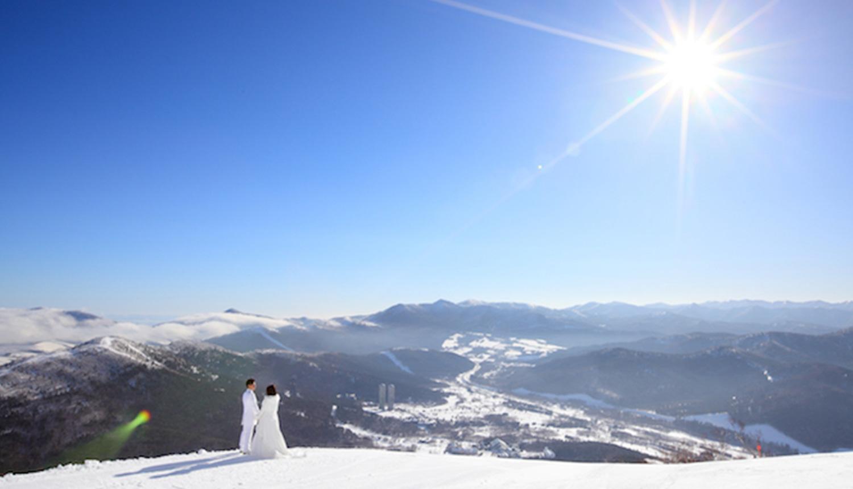 北海道家族旅ウエディング 2